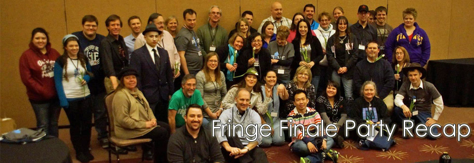 OKC Fringe Finale Party Recap